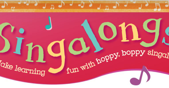 Amazing Library of Free Sing-Along Animated Videos for Kids