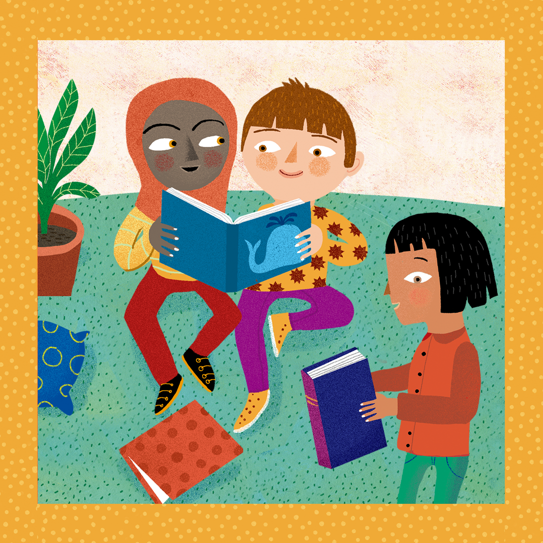 Change Children's Lives with Barefoot Books and Raising Readers