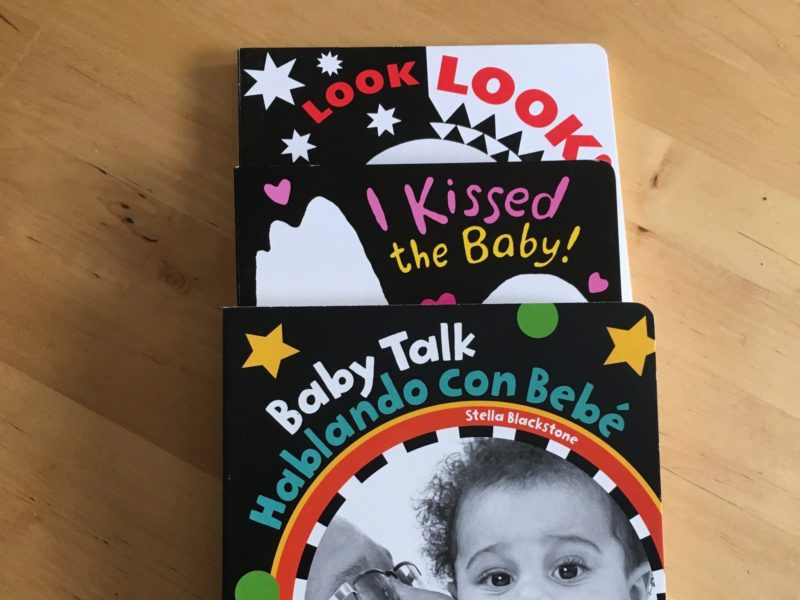 Three Great Black-and-White Board Books for Baby 2
