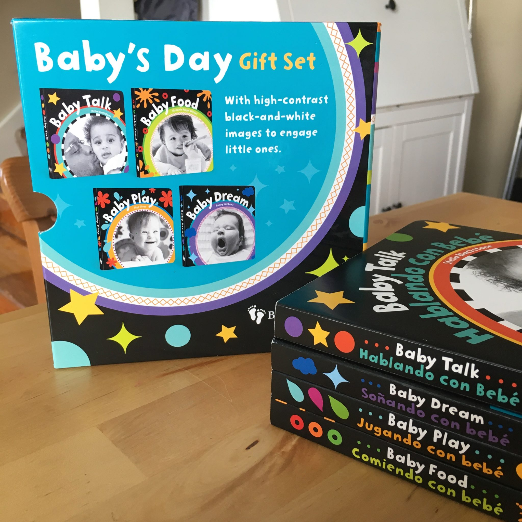 These Three Classic Black and White Board Books are a Must for Baby 5
